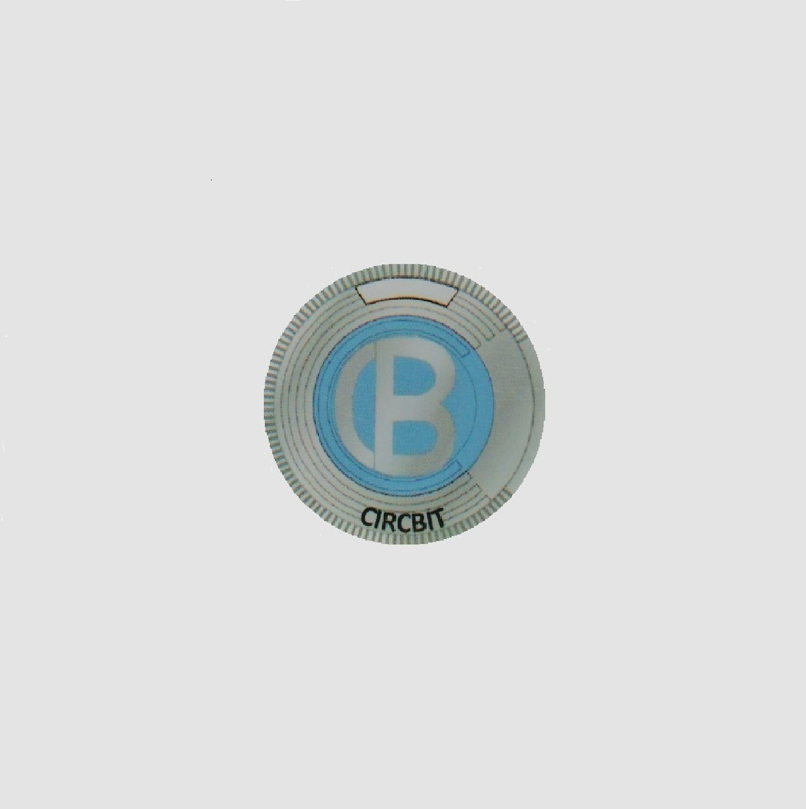CircBit Sticker Small